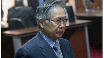 Expresidente Alberto Fujimori es sometido a examen médico en clínica