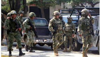 Diputados avalan en lo general creación de la Guardia Nacional