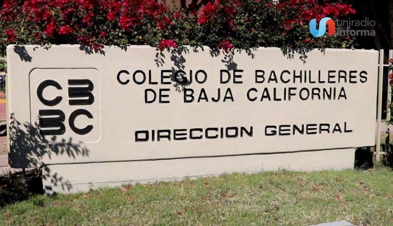 Resultado de imagen para direccion cobach baja california