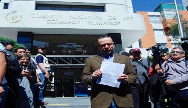 IMSS pide a CNDH apoyar a familiares de la Guardería ABC