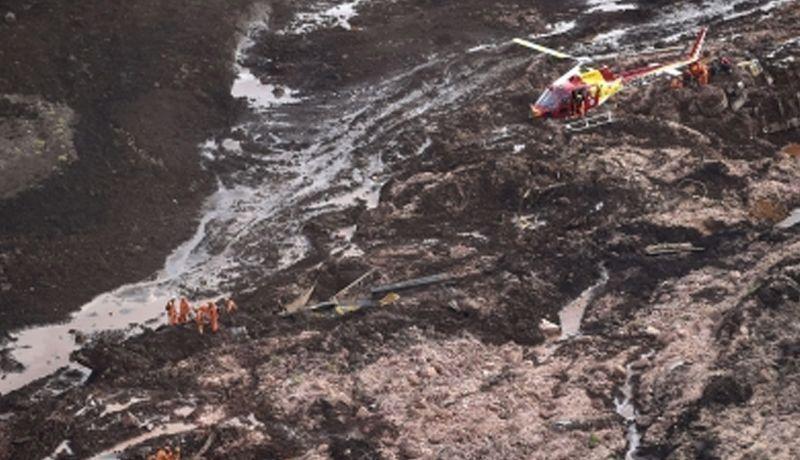 Desalojan en Brasil a 200 personas ante posible rotura de otra represa