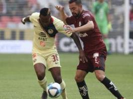 Con lo mínimo, América vence 2-0 a Querétaro en fecha cinco de Liga MX