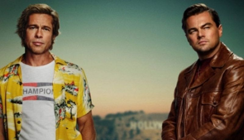 Revelan primeros pósters del filme 'Once upon a time in Hollywood'