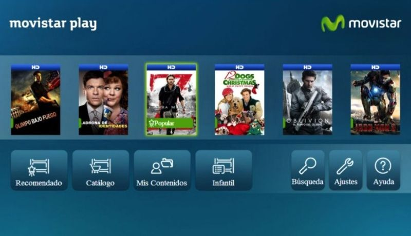 Movistar play game of thrones