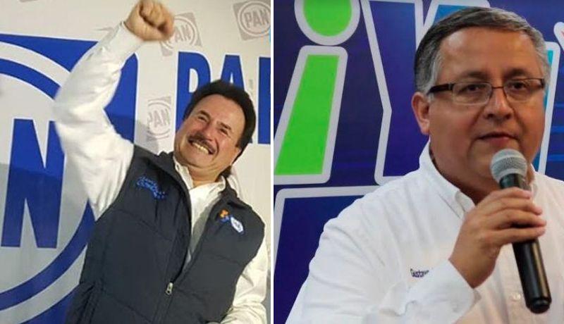 Resultado de imagen para juan manuel gastelum y Gustavo Sánchez