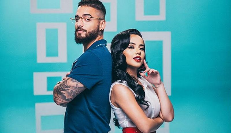 ¿Cuánto mide Becky G? - Altura - Real height 20190423103205_17