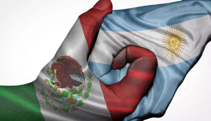 A finales de año, México y Argentina firmarían acuerdo comercial