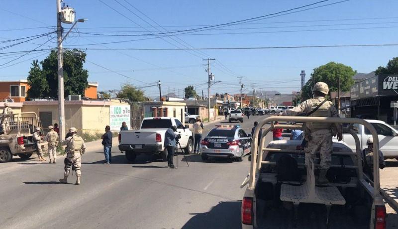 Asesinan a agente de la AMIC al Norte de Hermosillo