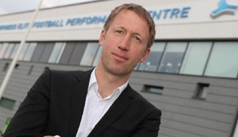 Graham Potter, nuevo técnico del inglés Brighton & Hove Albion