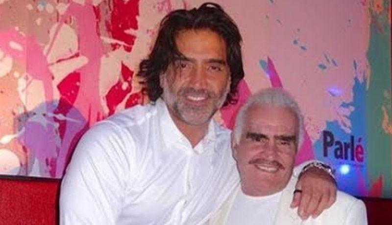 El Potrillo rompe silencio tras declaración de su papá por trasplante