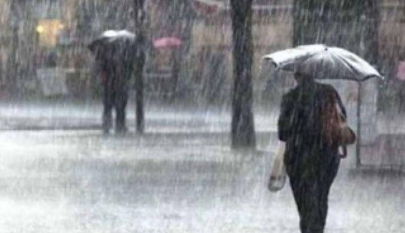 Esperan este jueves primer temporal de lluvias en gran parte del país