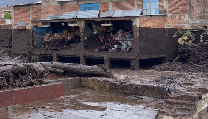Video Muere Mujer Tras Desbordarse Río En San Gabriel Jalisco
