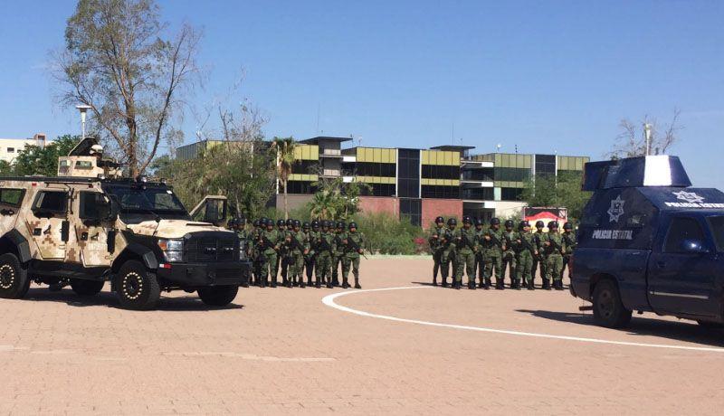 Es seguro vacacionar en Yécora y Sahuaripa: Cuarta Zona Militar