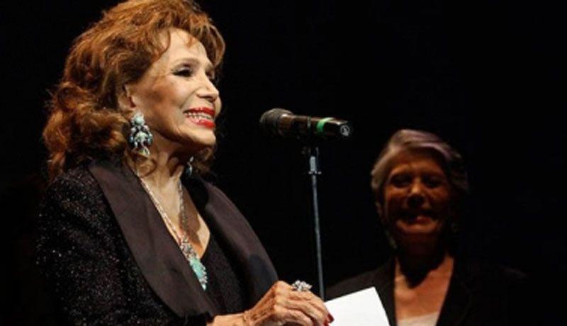 Homenaje a María Victoria por sus 70 años como artista