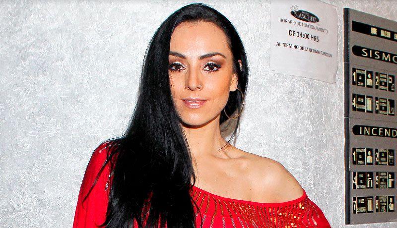 Ivonne Montero niega romance con 'Borrego' Nava