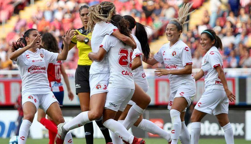 Club Tijuana Femenil vence 1-0 a Chivas
