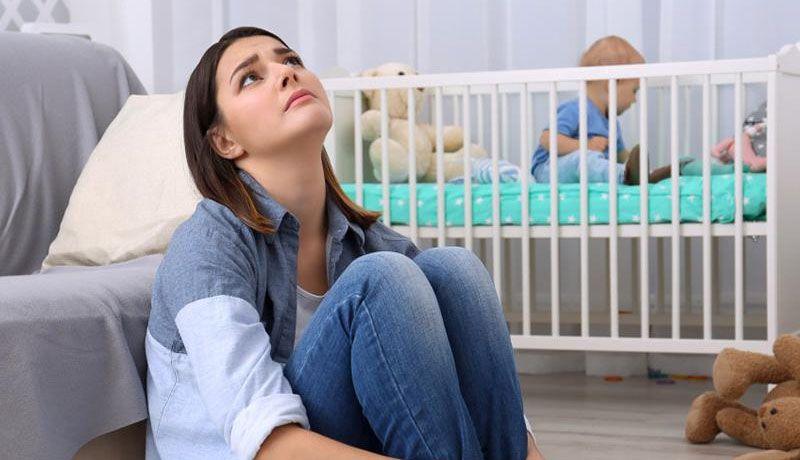 ¿Por qué aparece la depresión post-parto?