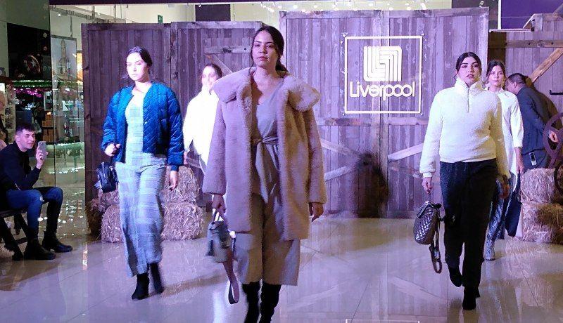Realiza Liverpool El Fashion Show otoño-invierno