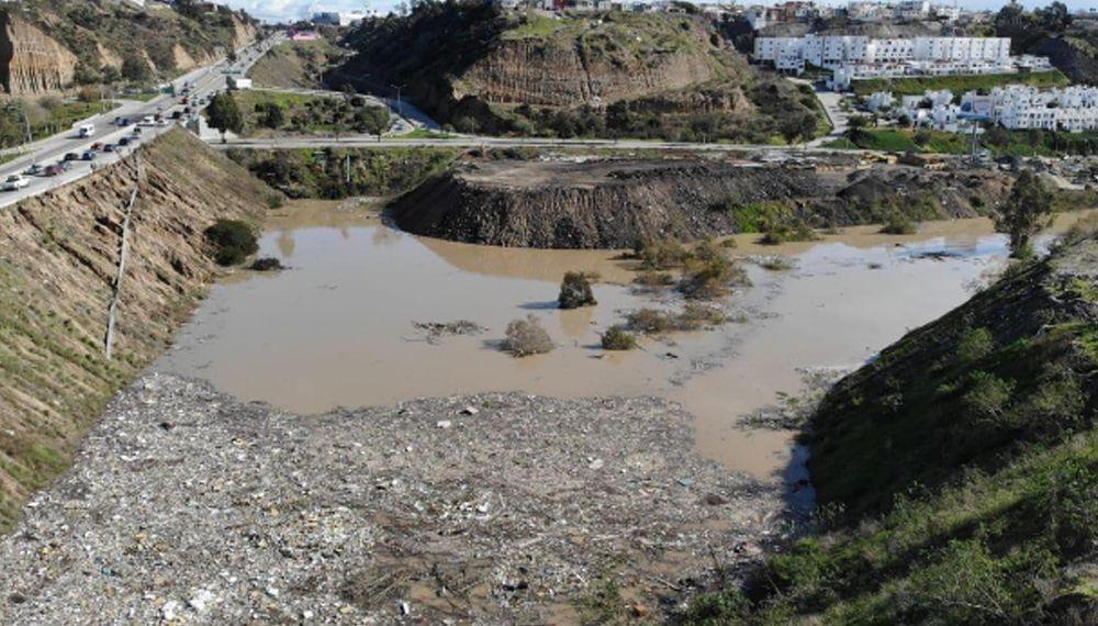 Resultado de imagen para cañon del matadero en Tijuana