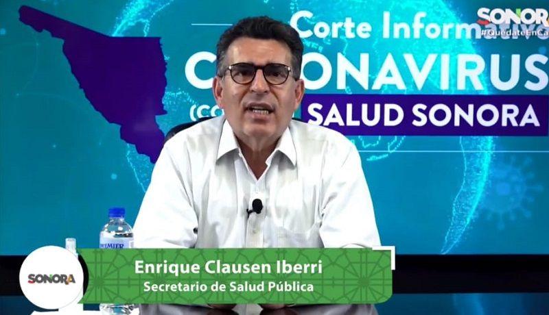 Seis nuevos fallecimientos por COVID-19 en Sonora