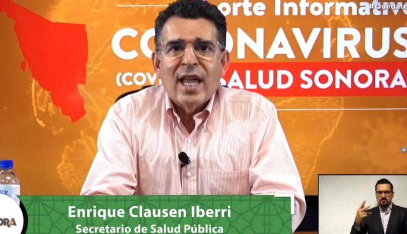 Rebasa Sonora los 2 mil contagios de Covid-19; van 167 defunciones