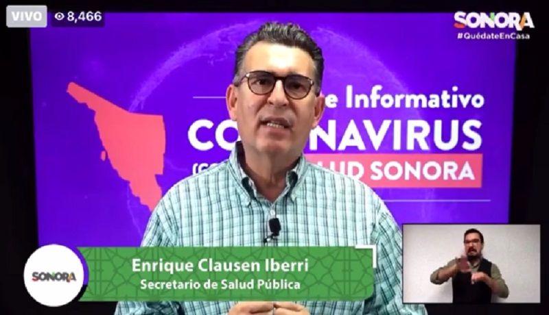 Se confirman 13 fallecimientos más en Sonora por COVID-19