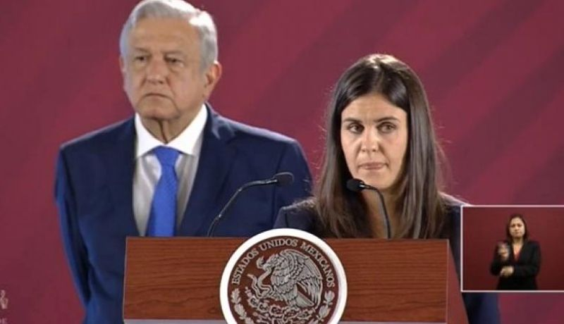 Renuncia titular de Conapred tras polémica con AMLO