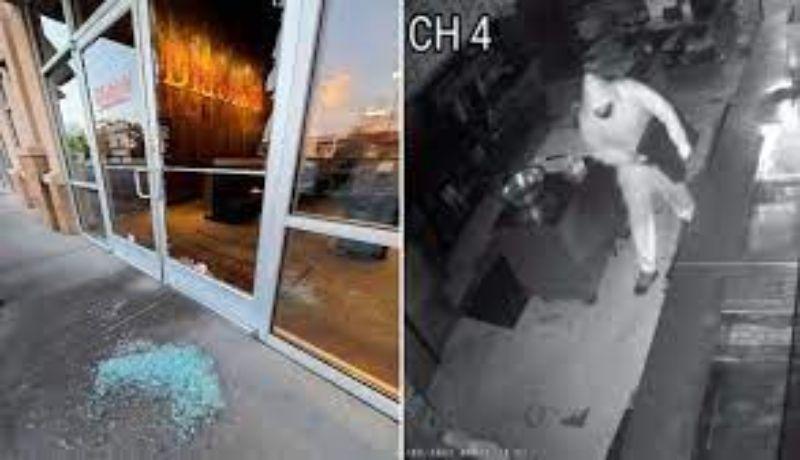 Ofrece trabajo a ladrón que intentó asaltar su restaurante en EU