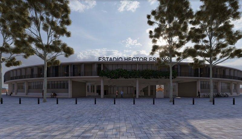 Estadio Héctor Espino será remodelado, no derrumbado: Taddei