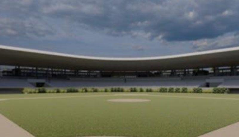Durará 6 meses construcción de academia de beisbol en Héctor Espino