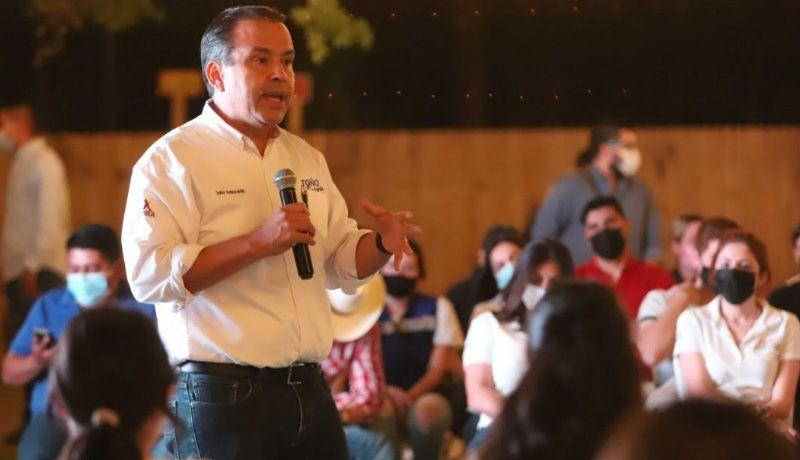 Habrá red masiva de wifi de uso abierto en Hermosillo: Toño Astiazarán