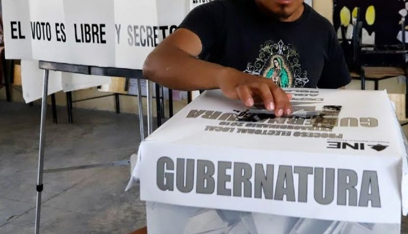 Se suma Canacope a campaña 'Voto porque quiero a México'