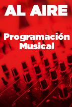 Al Aire Programación Musical