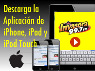 Aplicaci�n para iPhone, iPad y iPod Touch