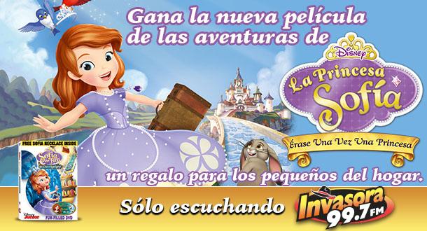 DVD La Princesa Sof�a