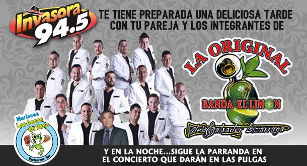 Convivio con La Original Banda El Lim�n