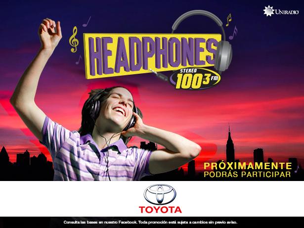 Headphones de STEREO 100