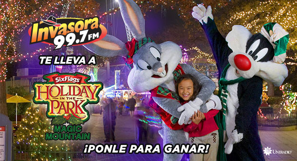SIX FLAGS MAGIC MOUNTAIN: Holiday in the Park