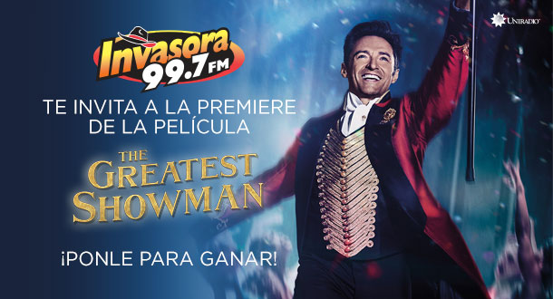 PREMIERE - THE GREATEST SHOWMAN