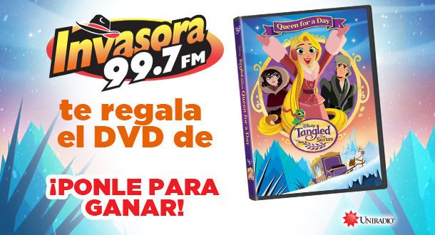 DVD Tangled The Series: Queen for a Day