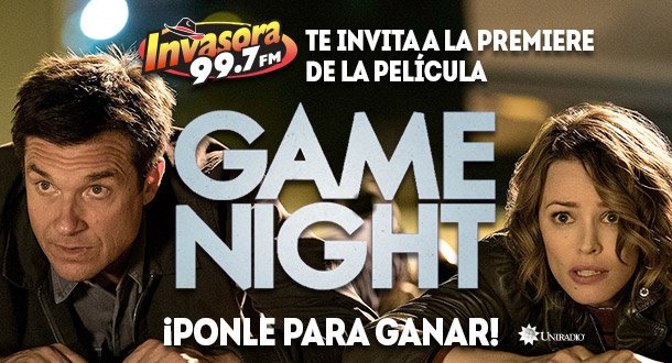 PREMIERE - GAME NIGHT