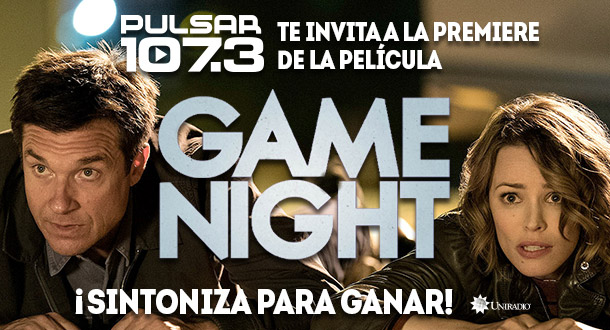 PREMIERE - GAME NIGHT