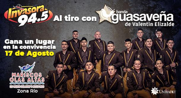 Banda La Guasaveña.