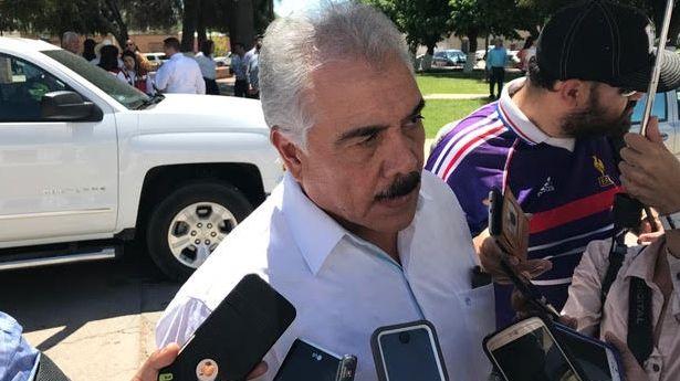 Wenceslao Cota, delegado de Segob