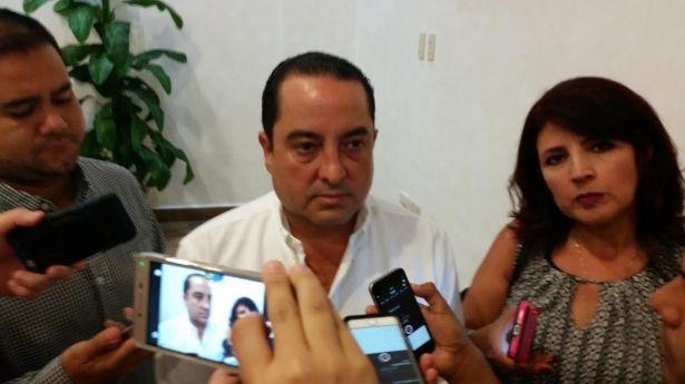 Jorge Andrés Suilo, secretario del Ayuntamiento