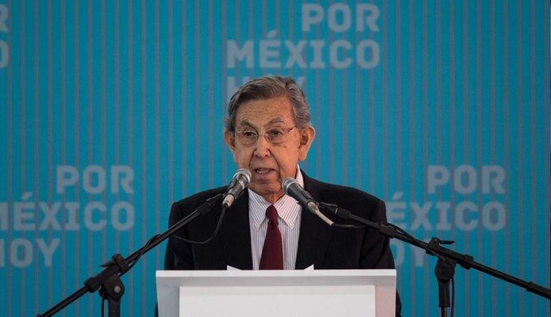 Cuauhtémoc Cárdenas, ex líder del PRD