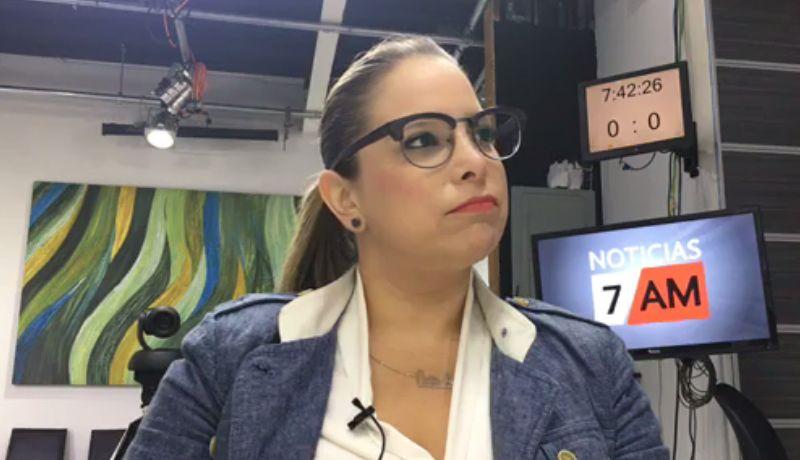 Mónica Vega, regidora