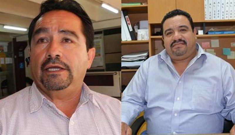 Gabriel Lemus y Baltazar Gómez
