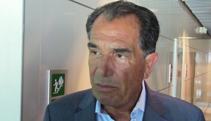 Gilberto Fimbres, pdte. de Coparmex Tijuana