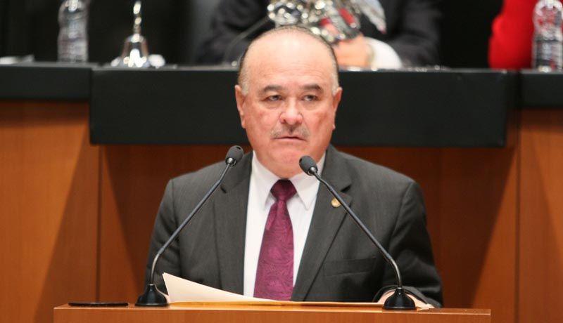 Ernesto Ruffo Appel, senador